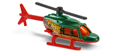 Helicoptero da Hot Wheels - Carrinho Hotwheels