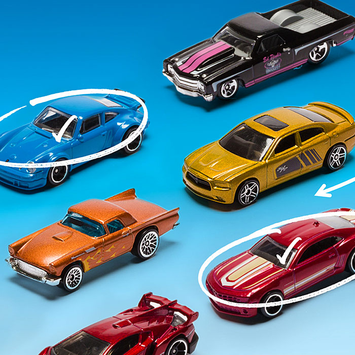 Hot Wheels Carros