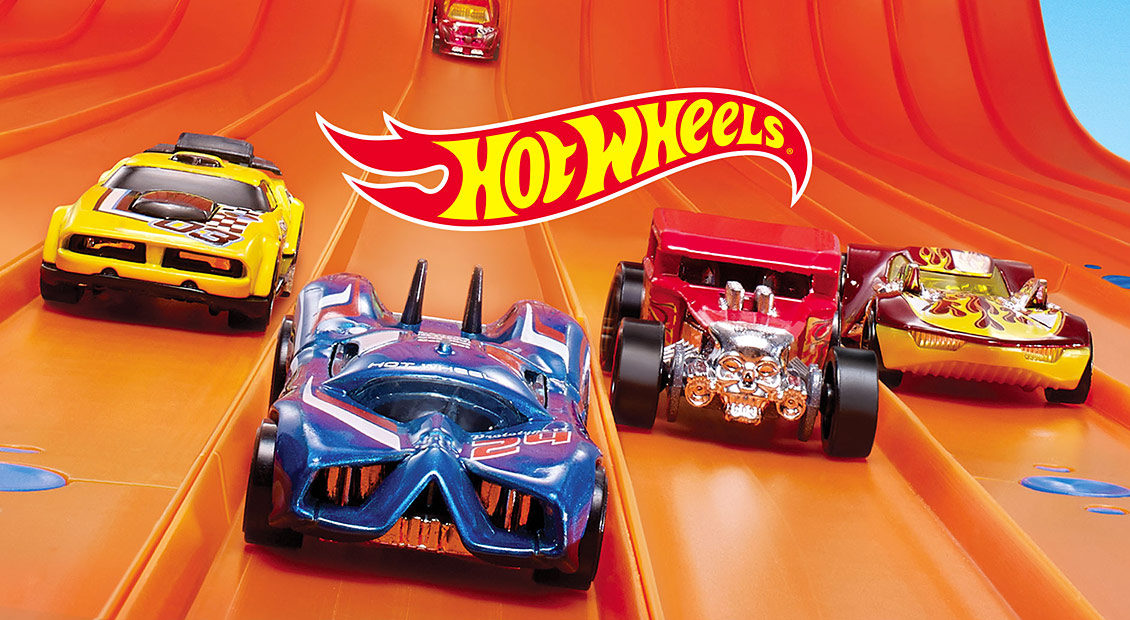 Hot Wheels Wallpaper Poster