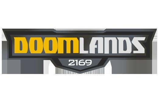 Nerf Doomlands Logo