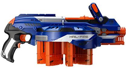 Nerf N-Strike Elite Hailfire
