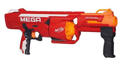 Nerf N-Strike Mega Rotofury Blaster