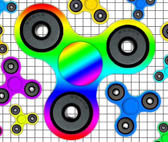 Fidget Spinner Games - Jogos