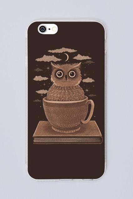Capa Celular Brancoala Café - Loja Oficial